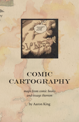 Comic Cartography cover